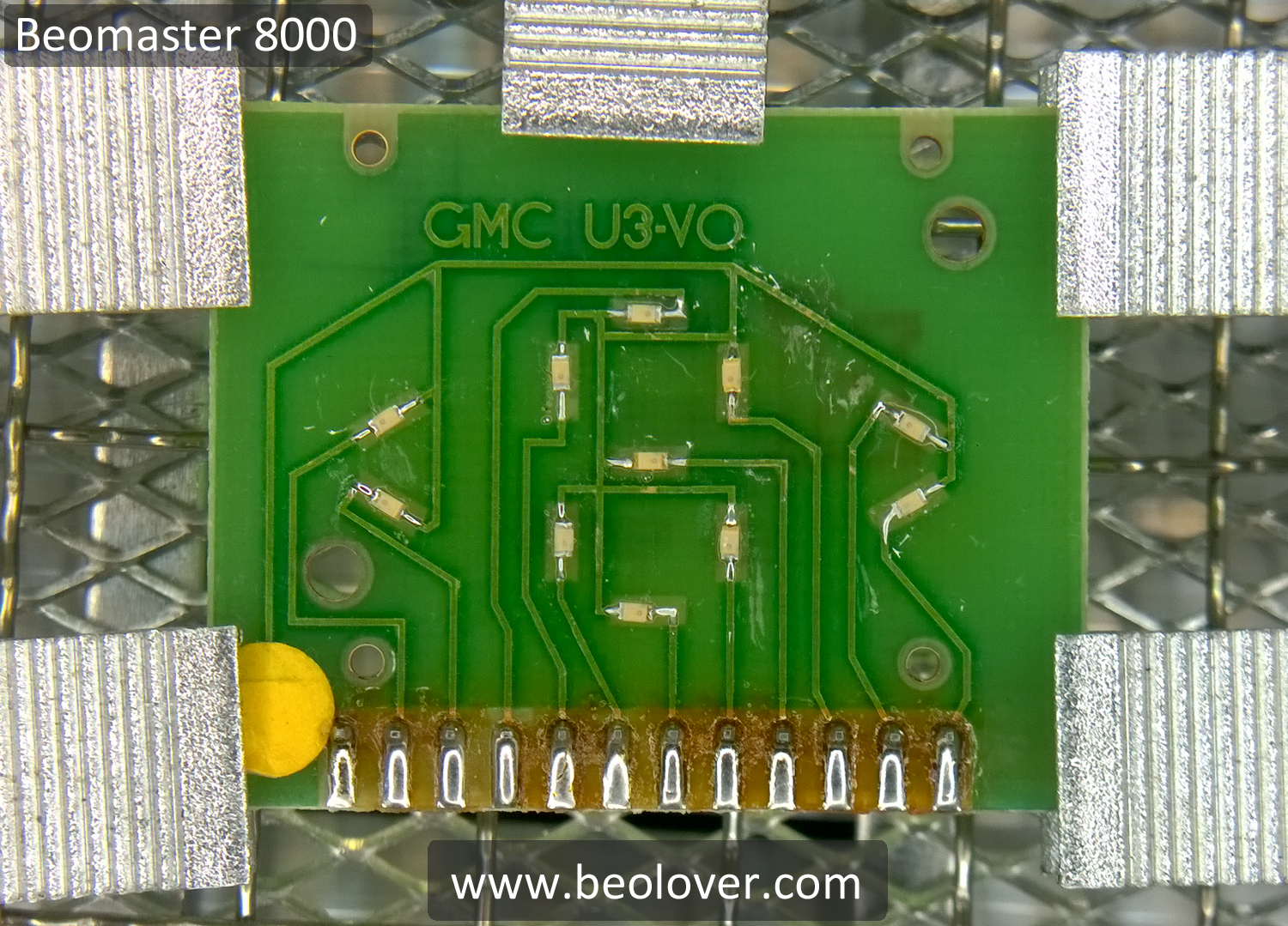 how to solder smd led manually