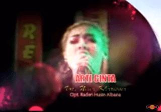 Lirik Lagu Arti Cinta - Nella Kharisma