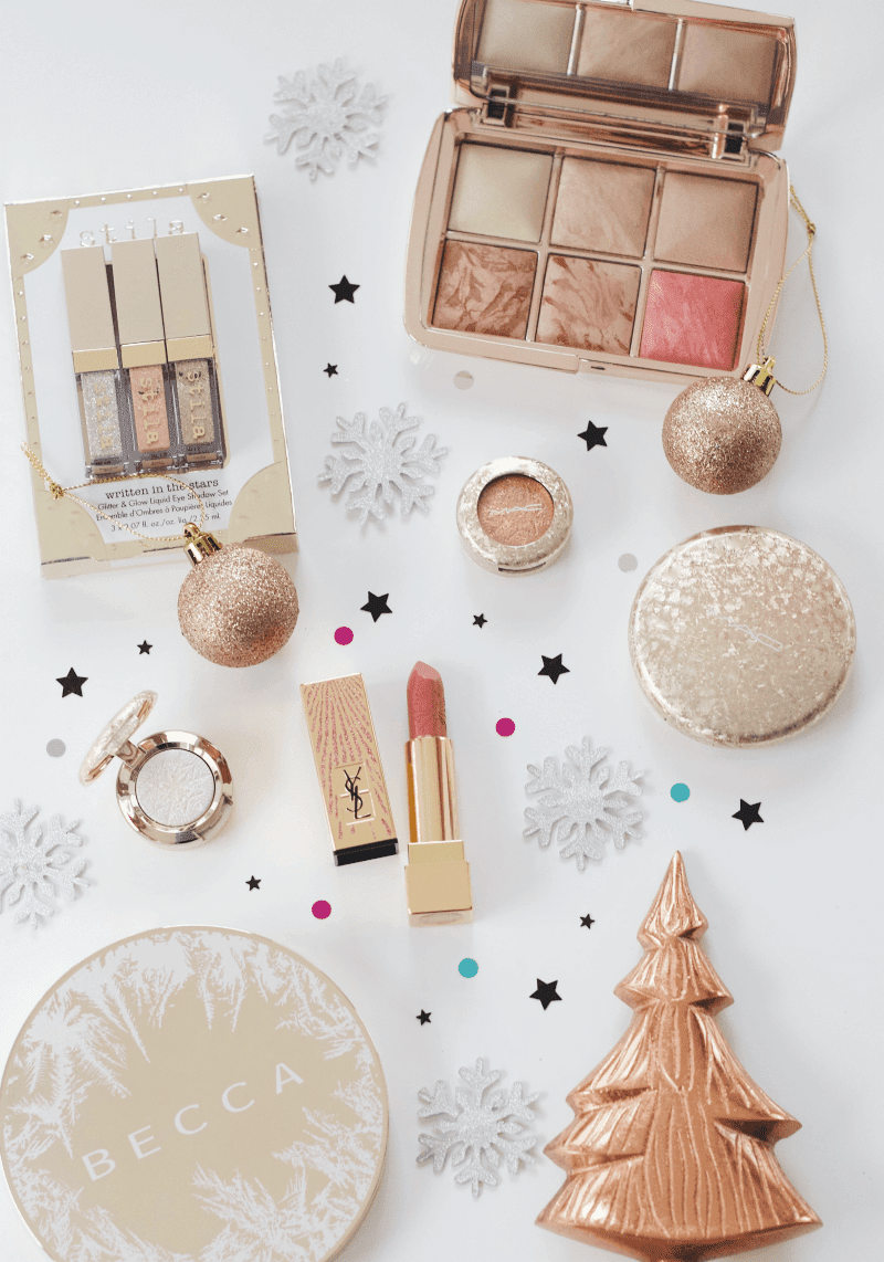 Christmas 2017 beauty launches