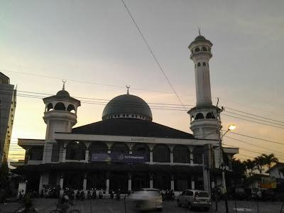 Masjid UIN Syarif Hidayatullah
