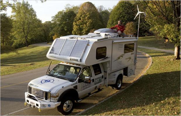 10 Crazy Rvs Truck Camper Hq