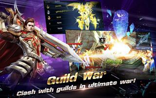 Game MMORPG android dengan grafis terbaik