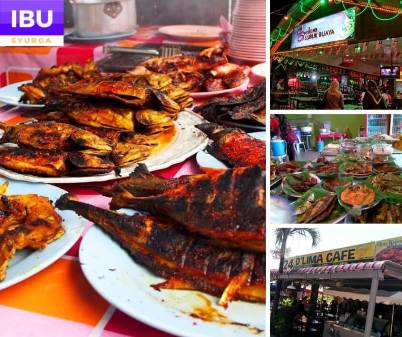 Tempat makan menarik di langkawi
