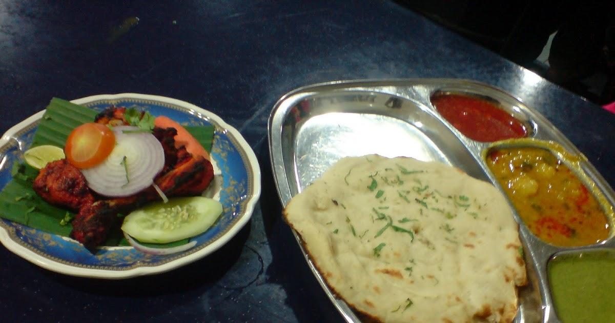 JIWA HIJAU: Cabaran Roti Nan Ayam Tandoori