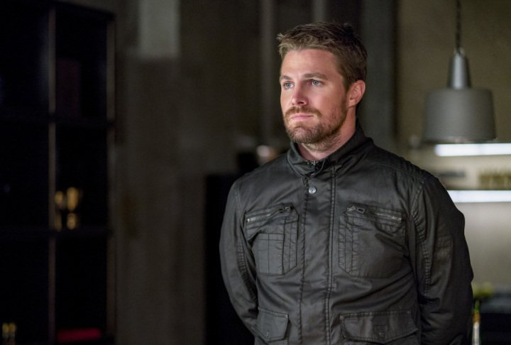 Stephen Amell en Arrow de The CW