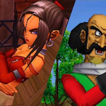Dragon Quest VIII presenta en vídeos a Red y a Morrie