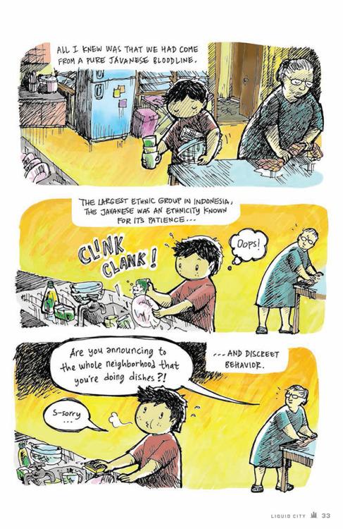 Comics as Catharsis:
