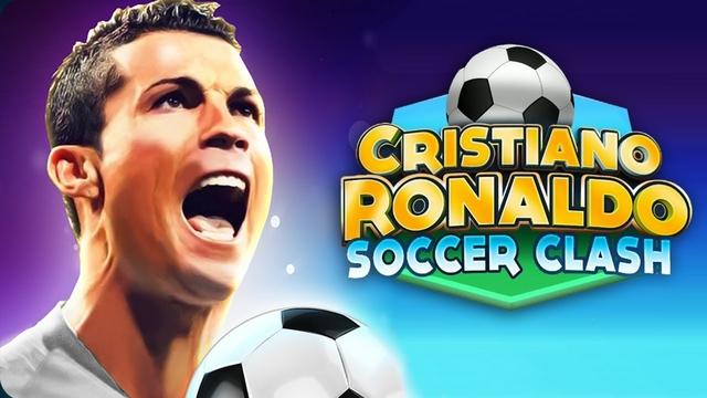 ronaldo soccer clash hile apk