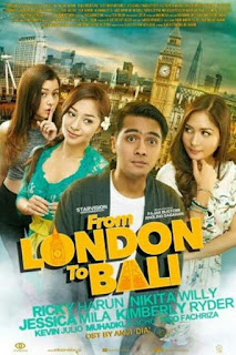 From London to Bali (2017) DVDRip Full Movie