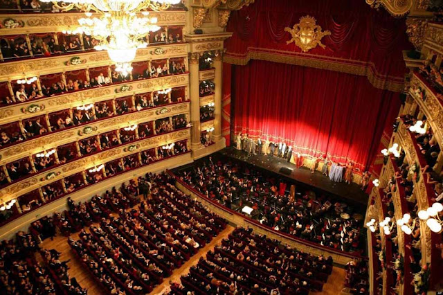 Teatro alla Scala, Milán