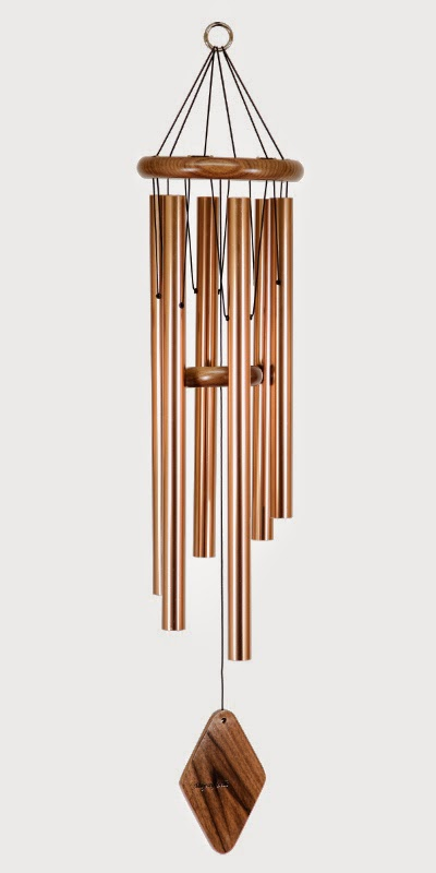 Win a beautiful Windchime from Majesty! Ends 8/21