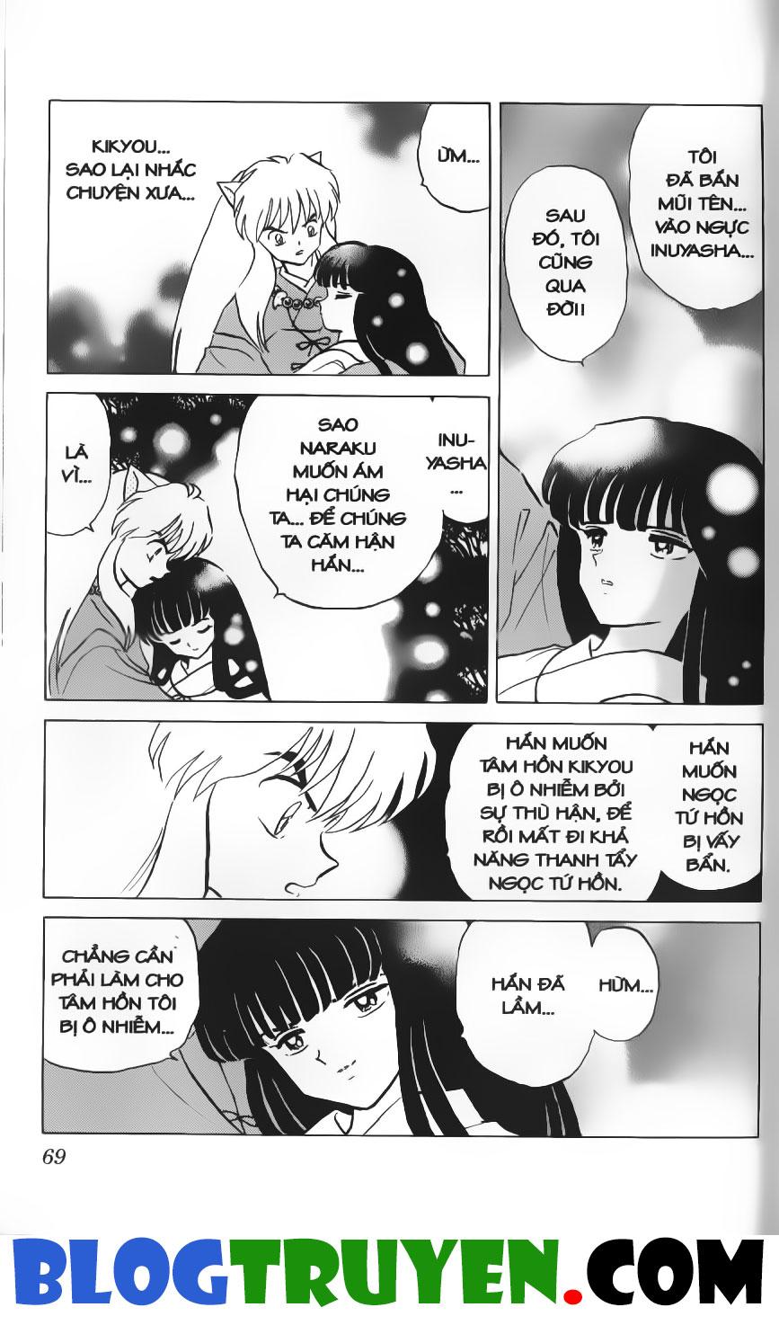 Inuyasha vol 18.4 trang 12