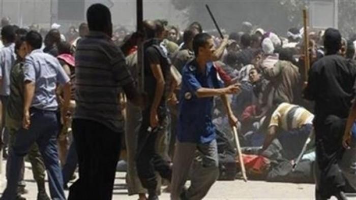 مقتل وإصابة 5 أشخاص في مشاجرة دامية بالشوم والطوب في أسيوط بسبب ربط بقرة