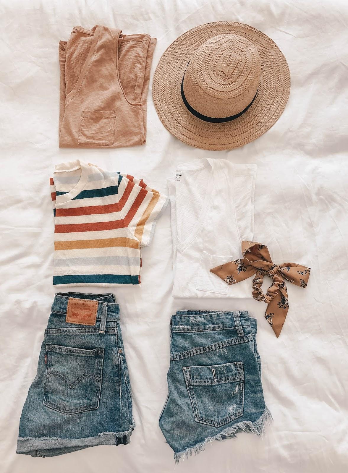 Summer Basics Under $100