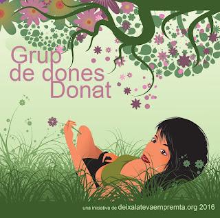Grup de dones DONAT en Facebook,