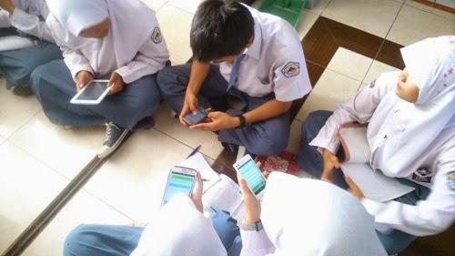 Aplikasi Quipper School
