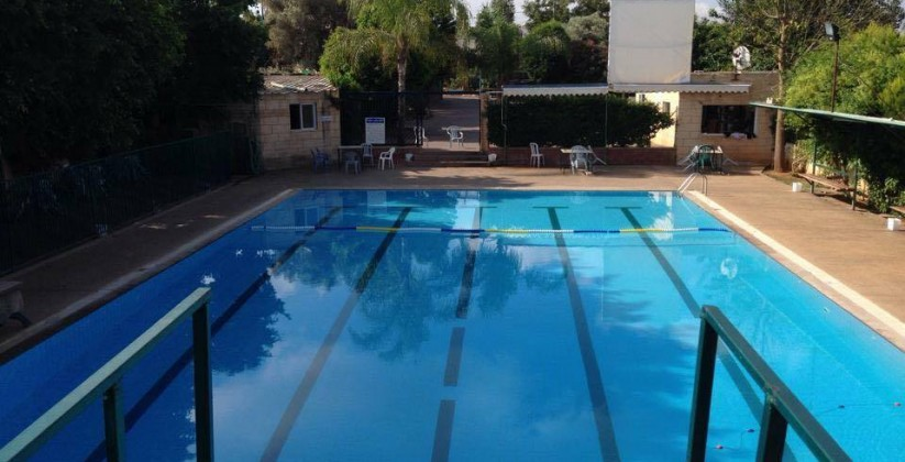 The Olympic Sized Swimming Pools In The West Bank That Reuters