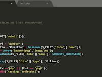 Uji Coba File Upload Vulnerability di PHP