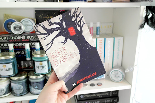 REVIEW: BROKEN BRANCHES BY M. JONATHAN LEE