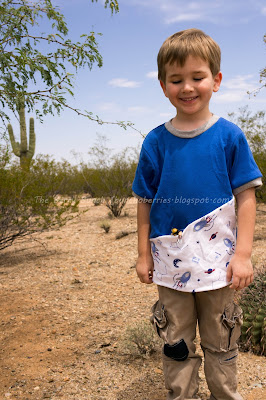 The Berry Bunch: S is for Sewing {Sewing With Boys: E-Book Review}