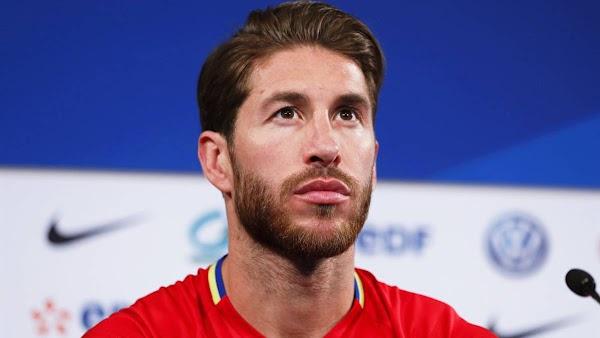 Sergio Ramos no piensa aún en su retirada