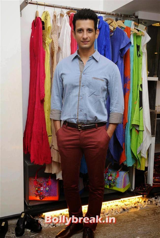 Sharman Joshi, Akanksha Agarwal at 'YOU Presents Resort Wear Collection'
