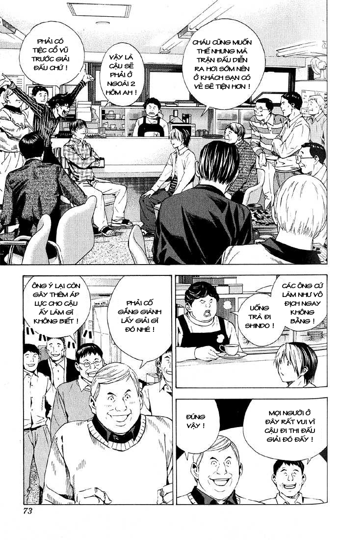Hikaru No Go hikaru no go chap 169 trang 5
