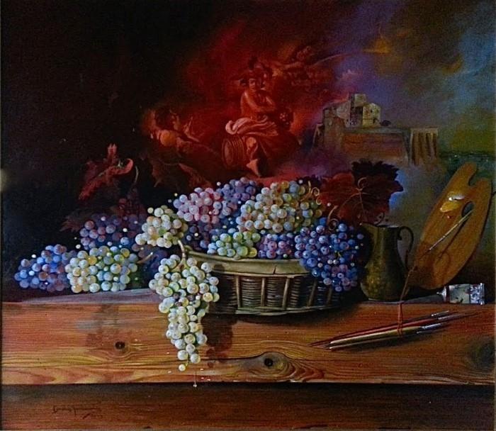 Сербский художник-реалист