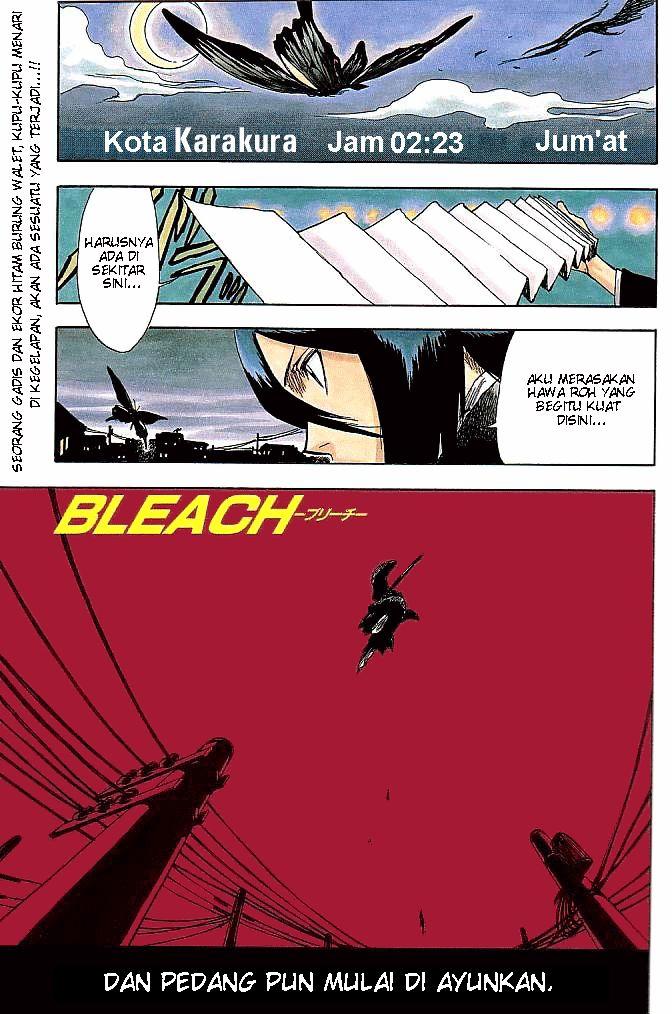 Bleach 01 01 01 Bleach 001   The Death & Strawberry