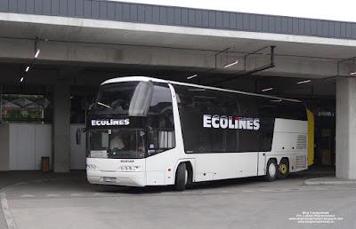 Neoplan Skyliner, Ecolines