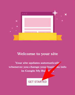 Google my business website/page create kaise kare 3