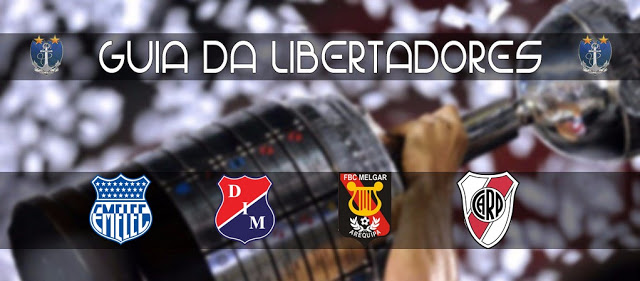 Guia da Libertadores 2017 – Grupo 3