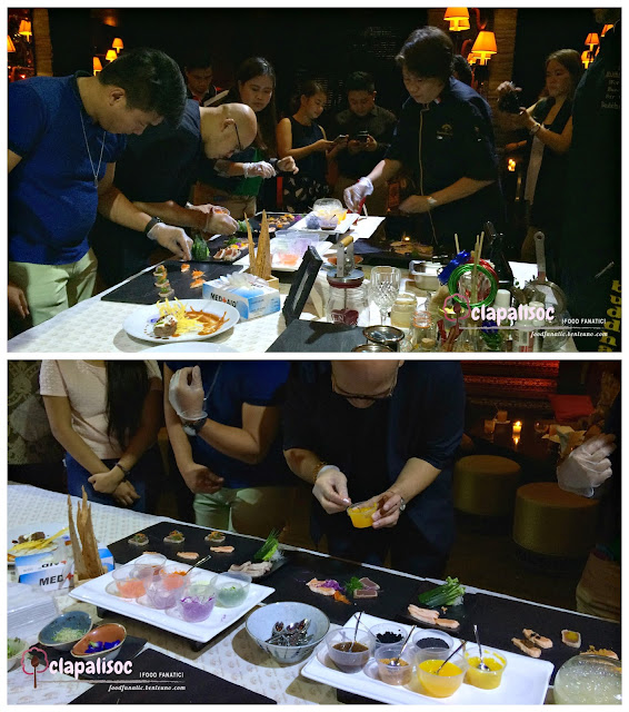 Food Painting Activity