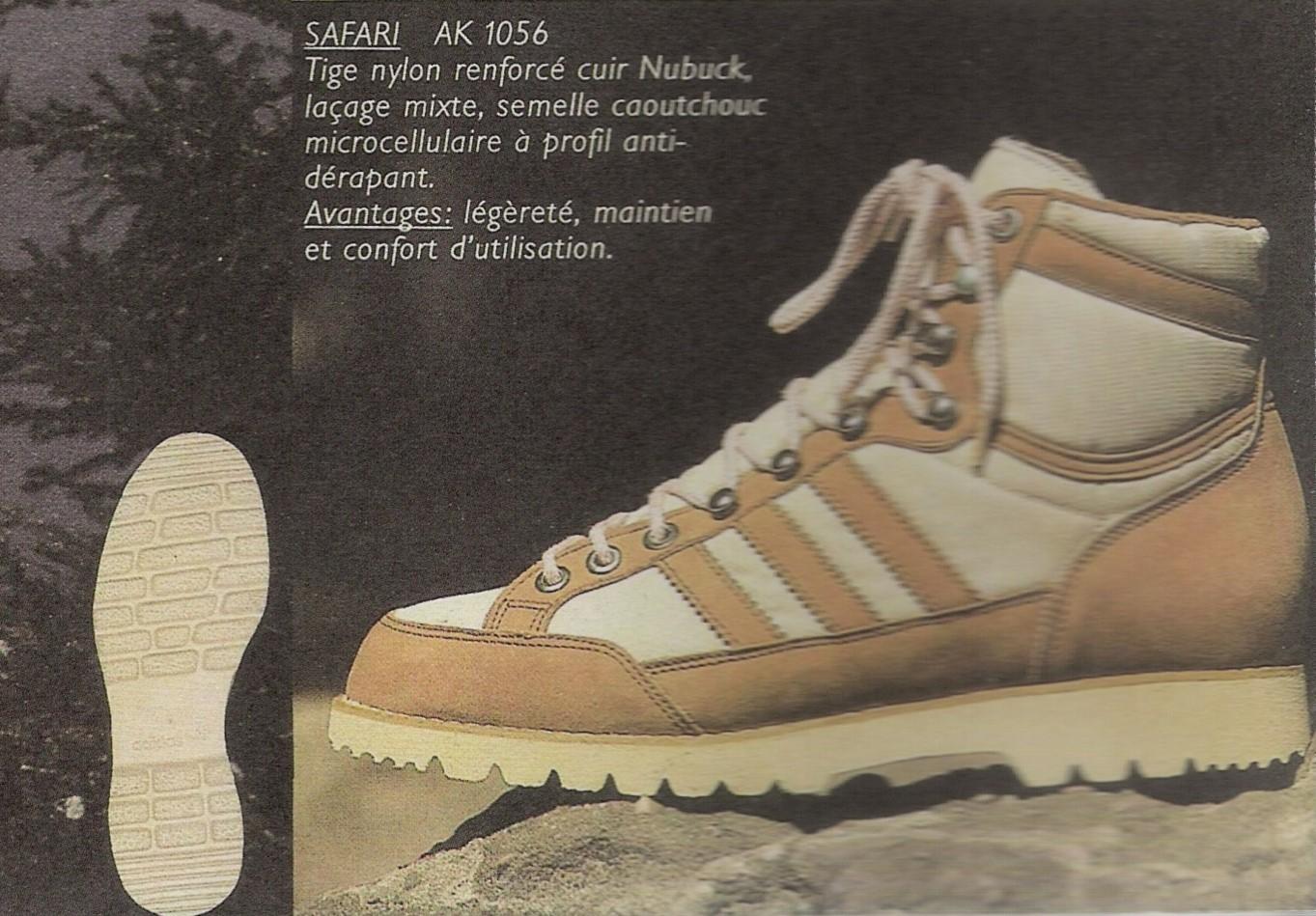 Adidas Parachuting Shoes