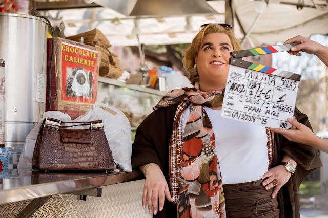 Paquita Salas, 3ª Temporada, Netflix