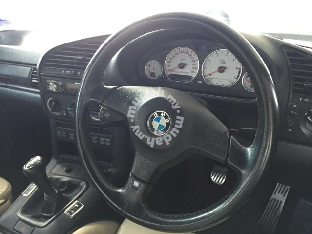 Motoring Malaysia Spotted For Sale 1995 Bmw M3 E36