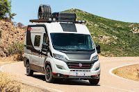 Fiat Ducato 4x4 Expedition 2017 Show Vehicle (2017) Front Side 2
