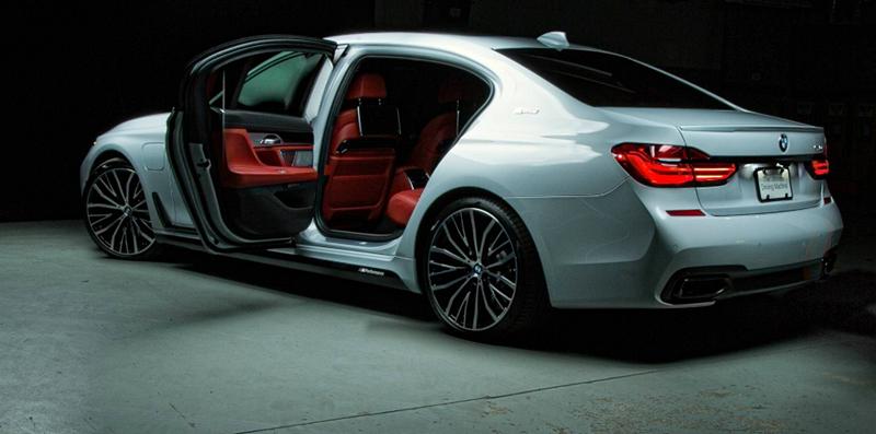 2017 BMW 740e iPerformance Parts