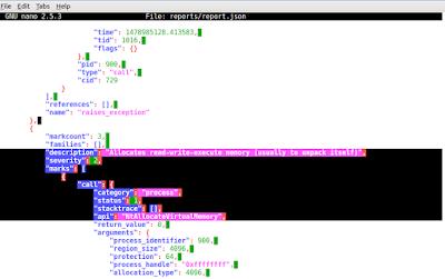 malware analysis sandbox