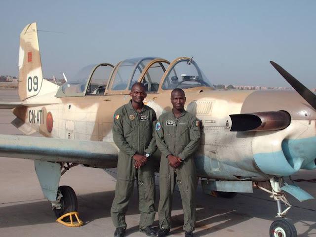 Armée  de l'air Camerounaise - Lutte contre Boko Haram