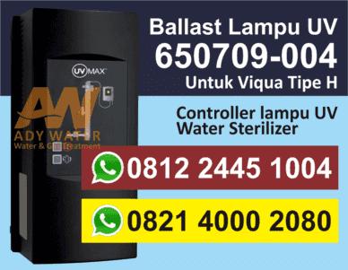 Ballast 650709 - 004 untuk Lampu UV Viqua H