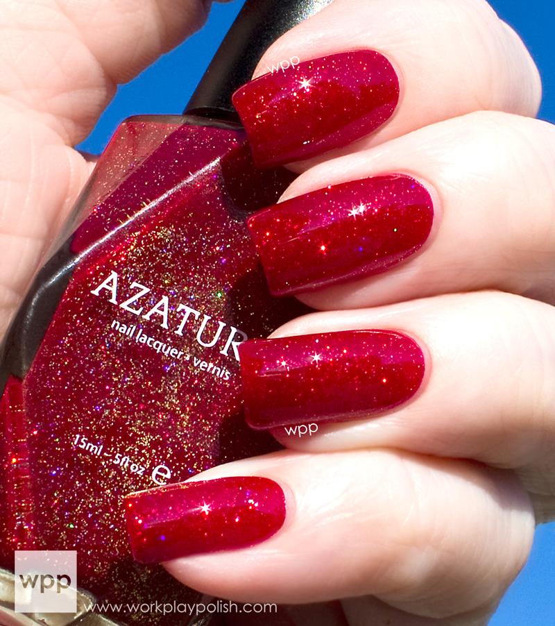 Azature Red