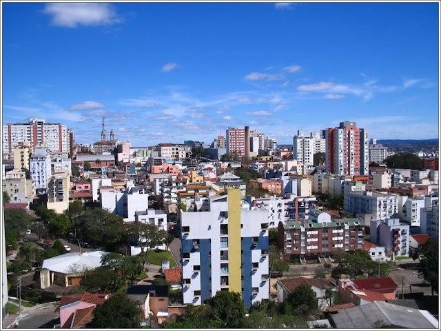 14- Santa Maria (RS): 290.000