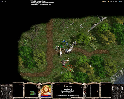 Warlords Battlecry 3 Game Screenshot 2004