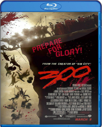300 [2006] [BDRip] [1080p] [Latino]