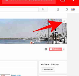 YouTube channel art me link kaise add kare 3