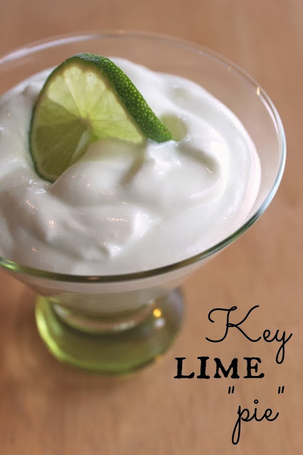 "Key Lime ""Pie"""