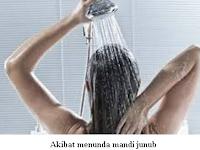√ MANDI JUNUB: Hukum, Akibat, Menunda & Batas Waktu Mandi Junub