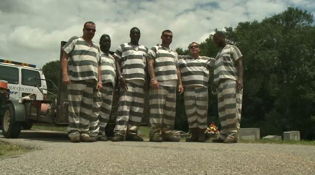 6 presos le salvaron la vida a un guardia; el Estado les reduce la sentencia por su heroísmo