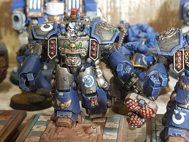 What's On Your Table: Ultramarine Centurions